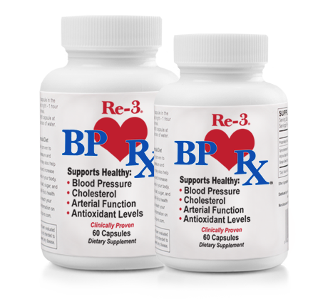 60 Day Supply of Bp-Rx