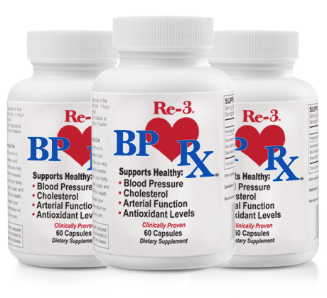 90 Days Supply of Bp-Rx